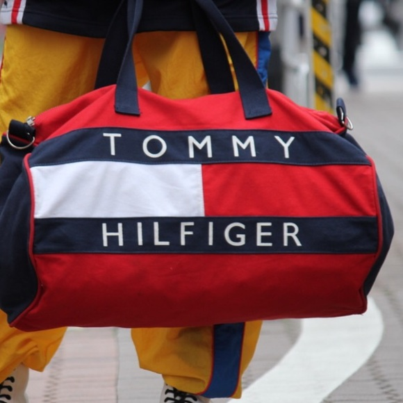 Tommy Hilfiger Bags   Gym Sport Bag   Poshmark c7c73386e3